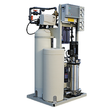 trattamento osmosi inversa acqua industriale culligan AQUA CLEER
