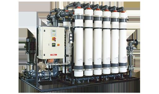 sistema ultrafiltrazione acqua culligan CI-CUL